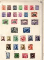 Timbres Belgique     1915/20        Oblitérés  0 - België