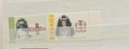 Jamaica 2002 Rotyal Visiit Set MNH - Jamaica (1962-...)