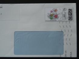 Panier De Paques Timbre En Ligne Montimbrenligne Sur Lettre (e-stamp On Cover) TPP 4676 - Easter