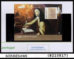 PORTUGAL - 2015 SAINT TERESA To JESUS - Miniature Sheet MINT NH - Famous People