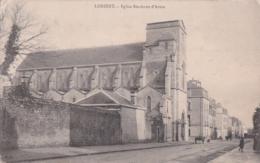 Bv - Cpa LORIENT - Eglise Ste Anne D'Arvor - Lorient