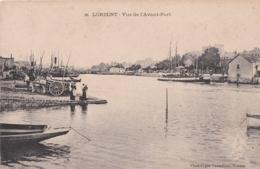 Bv - Cpa LORIENT - Vue De L'Avant Port - Lorient