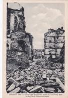 Bv - Cpa LORIENT 1943 - La Rue Des Fontaines Entre La Rue Paul Bert Et La Place Alsace Lorraine (Coll. Pin N° 19) - Lorient