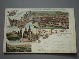 EICHSTAETT - LITHO 1905 - Eichstätt