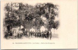 78 MAISONS LAFFITTE - Le Camp - Salle Des Rapports - Maisons-Laffitte