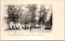 78 MAISONS LAFFITTE - Le Camp - Rue De Montmirail - Maisons-Laffitte