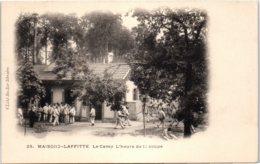 78 MAISONS LAFFITTE - Le Camp - L'heure De La Soupe - Maisons-Laffitte