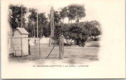 78 MAISONS LAFFITTE - Le Camp - L'entrée - Maisons-Laffitte