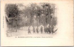 78 MAISONS LAFFITTE - Le Camp - Poste De Police - Maisons-Laffitte