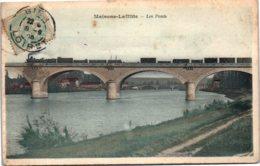 78 MAISONS LAFFITTE - Les Ponts - Maisons-Laffitte