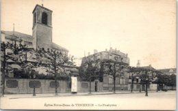 94 VINCENNES - L'église - Vincennes