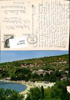 636507,Portoroz Ansicht Strand Strandleben Slovenia - Slowenien