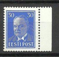 Estland Estonia 1939 Michel 147 * - Estland