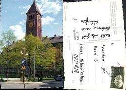 636317,Norrköping Radhuset Med Sitt 68 Meter Höga Klockspelstorn Glockenturm Sweden - Schweden