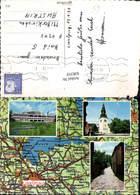 636319,Landkarten Ak Linköping Sweden - Schweden