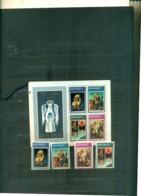 BAHAMAS NOEL 73 4 VAL+  BF  NEUFS A PARTIR DE 0.75 EUROS - Bahamas (1973-...)