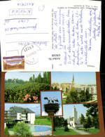 636568,Mehrbild Ak Pomurje Storch Storchennest Murska Sobota Slovenia - Slowenien