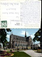 636336,Brüssel Bruxelles Eglise Notre Dame Du Sablon Kirche Belgium - Ohne Zuordnung