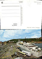 636326,Sundsvall Hamnen Norra Berget Bus Schiff Dampfer Kreuzfahrtschiff Sweden - Schweden