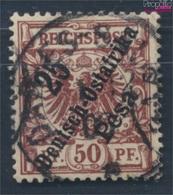 Deutsch-Ostafrika 10 Geprüft Gestempelt 1896 Aufdruckausgabe (8194829 - Kolonie: Duits Oost-Afrika