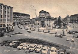 Cartolina Bologna Piazza XX Settembre Auto D'epoca 1965 - Bologna