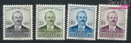 Luxemburg 484-487 (kompl.Ausg.) Postfrisch 1951 Caritas (9256415 - Luxemburg