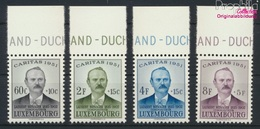 Luxemburg 484-487 (kompl.Ausg.) Postfrisch 1951 Caritas (9256421 - Luxemburg