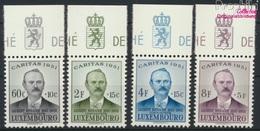 Luxemburg 484-487 (kompl.Ausg.) Postfrisch 1951 Caritas (9256422 - Luxemburg