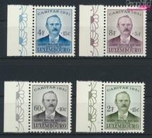 Luxemburg 484-487 (kompl.Ausg.) Postfrisch 1951 Caritas (9256425 - Luxemburg