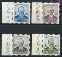 Luxemburg 484-487 (kompl.Ausg.) Postfrisch 1951 Caritas (9256424 - Ungebraucht