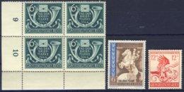 1940's-(MNH=**) Germania 6 Valori - Germany
