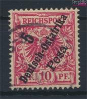 Deutsch-Ostafrika 8 Gestempelt 1896 Aufdruckausgabe (9290597 - Kolonie: Duits Oost-Afrika