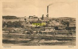 57 Freyming, Le Puit V, Thème Mines - Freyming Merlebach