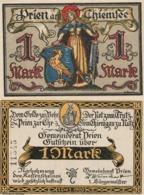 Billets De Nécessité Allemand 1920, 1 Mark - 1918-1933: Weimarer Republik