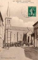 La Merlatière : Le Bourg - France