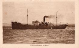 """Messageries Maritimes - Le """" Commandant DORISE """" - Handel"""