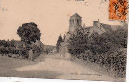 Dompierre : L'entrée - Dompierre Sur Yon