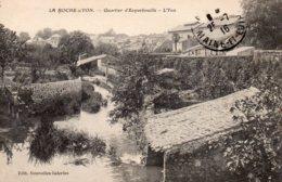 La Roche Sur Yon : Quartier D'ecquebouille, L'Yon - La Roche Sur Yon