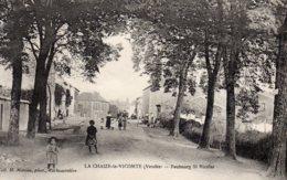 La Chaize Le Vicomte : Faubourg St Nicolas - La Chaize Le Vicomte