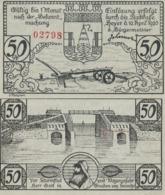 Billets De Nécessité Allemand 1920, 50 Pfennig - 1918-1933: Weimarer Republik