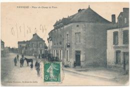 PANNECE - Rue Du Champ De Foire - Andere Gemeenten