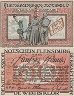 Billets De Nécessité Allemand 1920, 50 Pfennig - [ 3] 1918-1933: Weimarrepubliek