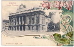 "1900's- Nuova In Stile Liberty ""Torino Palazzo Madama"" - Italy"
