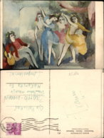 MARIE LAURENCIN PAINTING POSTCARD - Malerei & Gemälde
