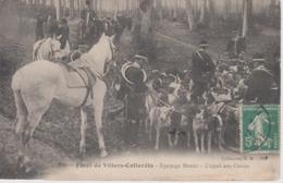 VILLERS COTTERETS EQUIPAGE MENIER L'APPEL AUX CHIENS - Villers Cotterets