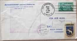 USA Airmail LA 1952 - Vereinigte Staaten
