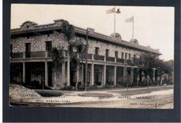 "CUBA Central ""Hershey"" Hotel ""Hershey""  Foto Gallardo 1921 Old Photo Postcard - Cuba"