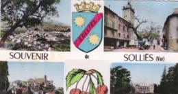 83 / SOUVENIR DE SOLLIES / - Sollies Pont