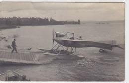 Wasserflugzeug-Vorläufer Auf Dem Bodensee       (A-120-190415) - 1919-1938: Entre Guerres