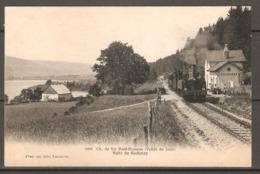 Carte P De 1905 ( Chemin De Fer / Pont-Brassus / Halte Du Rocheray ) - VD Vaud